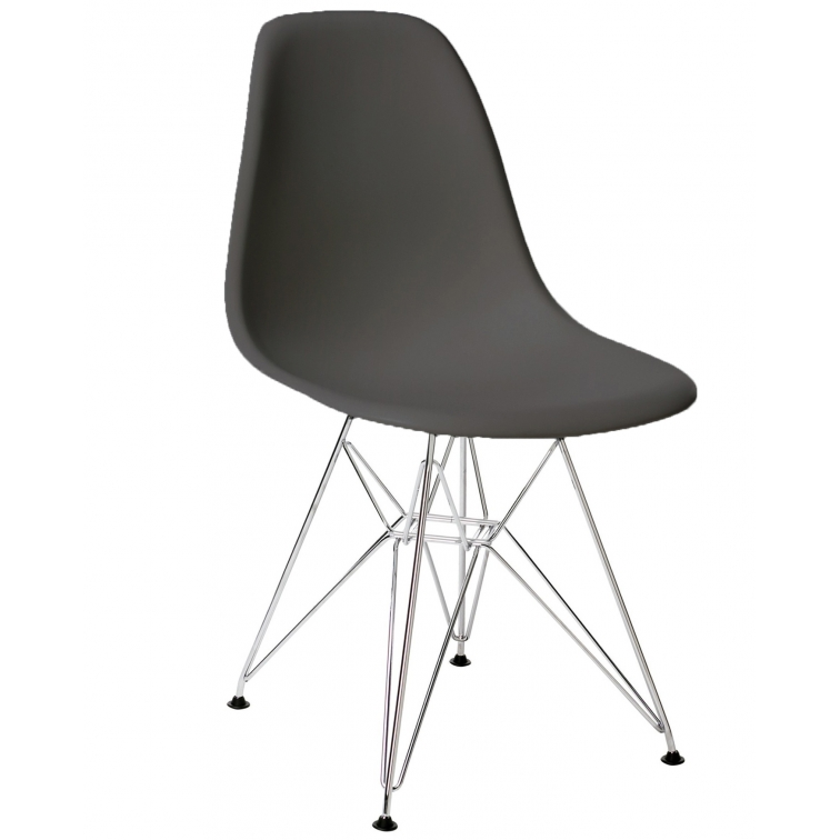 Chaise james metal chaises design furnmod Chaise inspiration eames