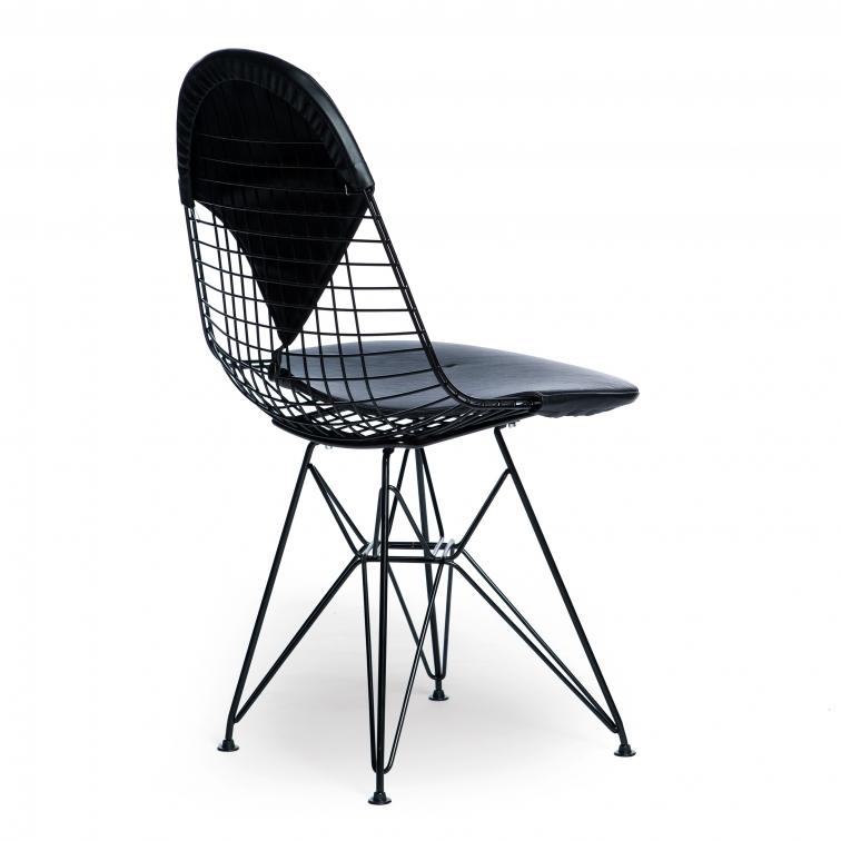 ... Furmod Silla Eames DKR Negro Bikini Style ...