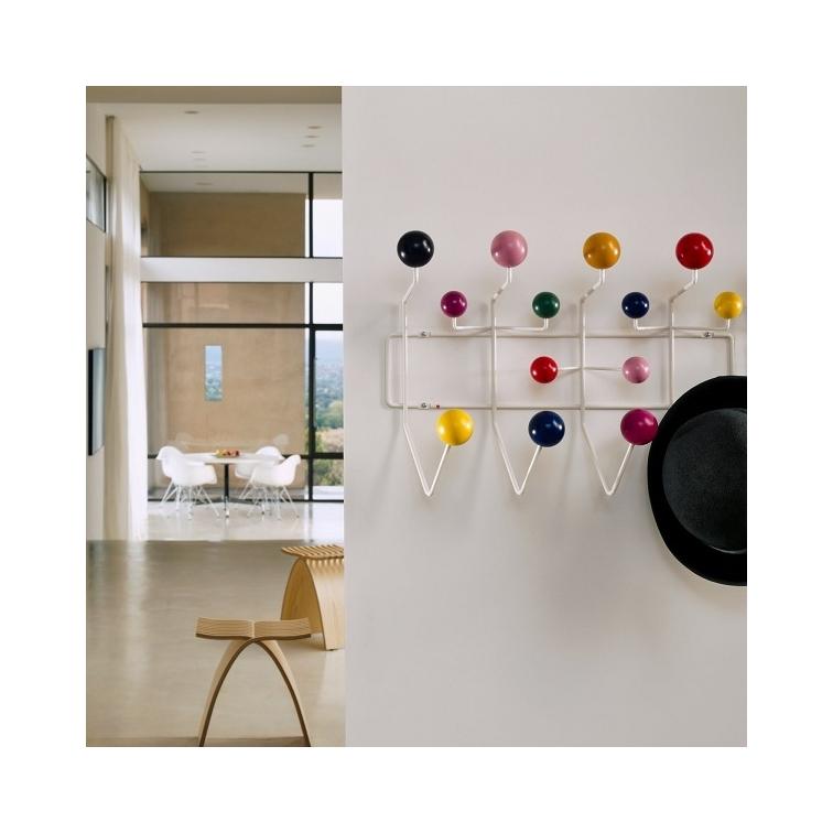 Multicolore CONFORTIME 105131 Porte-Manteau Unique