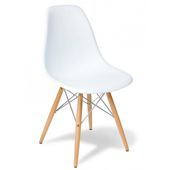 Chaises Chaise Furnmod Edition Eames Inspiration Design Chrome Dsw LVGUpzMqS