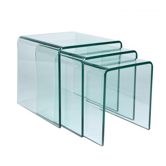 Table Plotu Glass