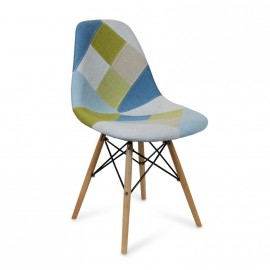 Chaise Patchwork Tortoise