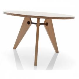 Table Gueridon Prouve (100 Cm)