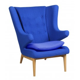 Fauteuil Papa Bear Style New Edition
