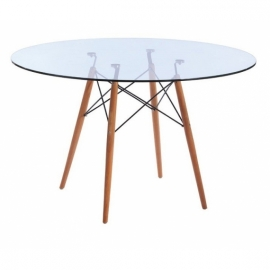 Table James Glass (120 Cm)