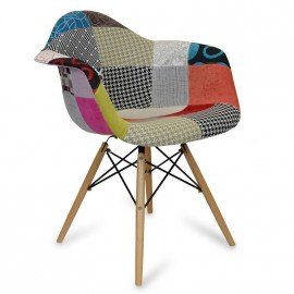 Chaise Patchwork Xl