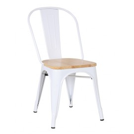 Chaise Bistro Wood