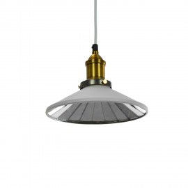 Lampe Classic Wide Blanche
