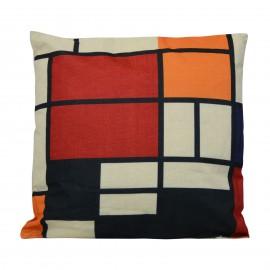 Coussin Mondrian