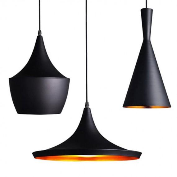 Lot de 3 Lampes Dixon