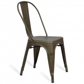 Chaise Bistro Style Antique
