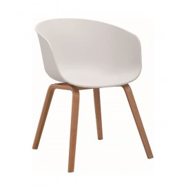 Chaise Daxer Wood