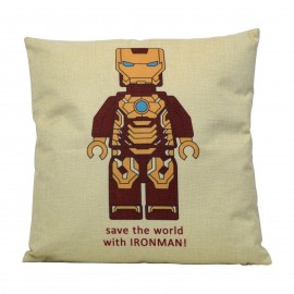 Coussin Ironman