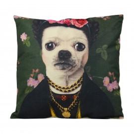 Coussin Kahlo Dog
