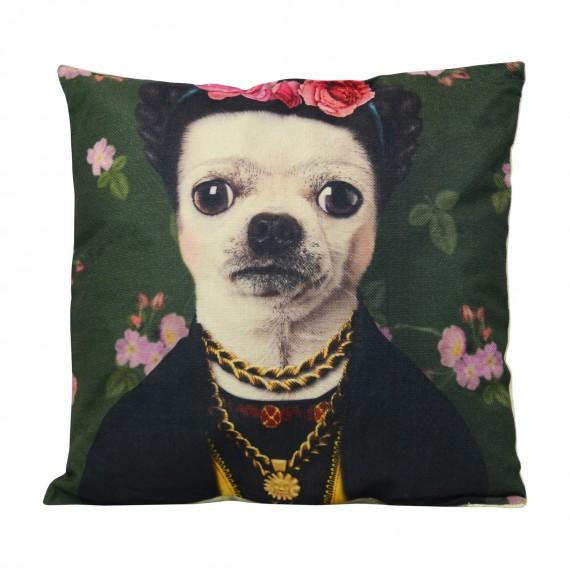 Cojín Kahlo Dog