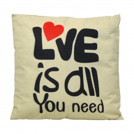 Coussin Love is All