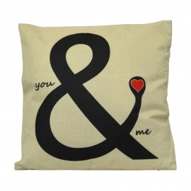 Coussin You And Me