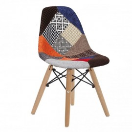 Chaise Patchwork Baby