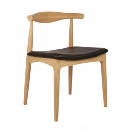 furmod Silla Elbow Chair CH20 Style