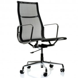 Chaise de bureau Replica Aluminium EA108 par Charles & Ray Eames.