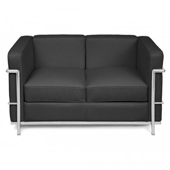 Canapé Beckham - Le Corbusier LC2 2 sièges
