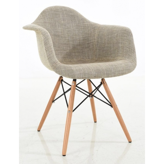 Chaise James Wood Xl Fabric Chaises Design furnmod
