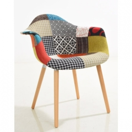 Chaise Patchwork Boar Xl
