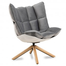 Réplique du fauteuil design Husk de la designer Patricia Urquiola