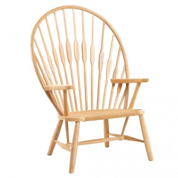 Réplique de la chaise PP550 Peacock haut de gamme