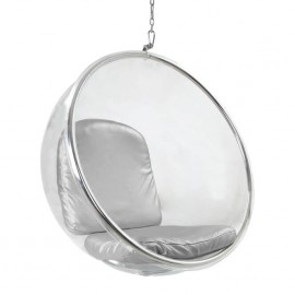 Chaise suspendue Replica Bubble Chair par Eero Aarnio