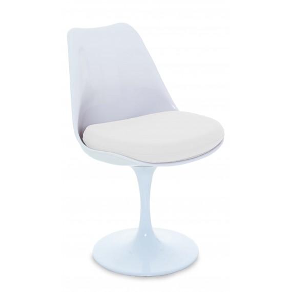 Réplique de la chaise Tulip du célèbre designer Eero Saarinen