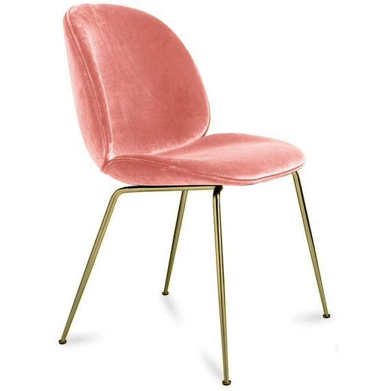 Inspiration Chaise Beetle Chair - Velours