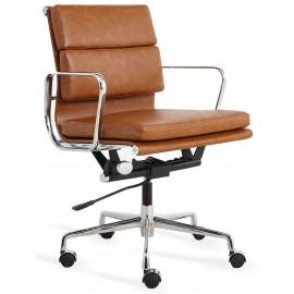 Chaise de bureau réplique Soft Pad en similicuir