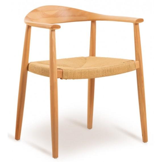 Replica Chair The Chair en frêne et assise