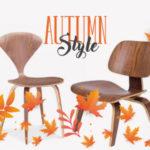 Authentic designer chairs