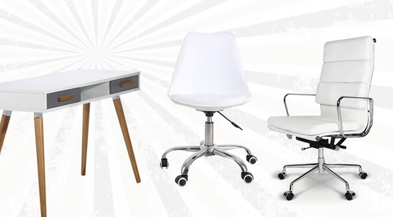 Associations de chaises et tables de bureau pour un vrai design émotionnel