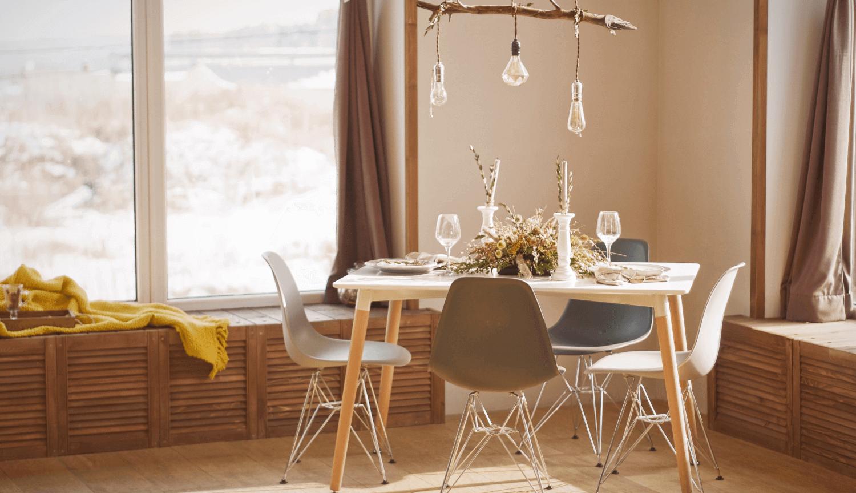 Quelques astuces pour un salon ou une salle à manger low cost