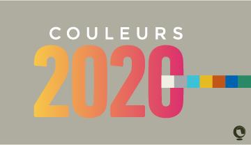 Décoration : les couleurs tendance en 2020